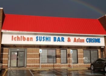 Indianapolis sushi Ichiban Sushi Bar & Asian Cuisine