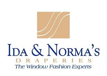 Spokane window treatment store Ida & Norma's Draperies