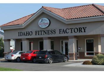 Boise City gym Idaho Fitness Factory