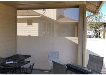 Boise City gutter cleaner Idaho Gutter & Shade Solutions