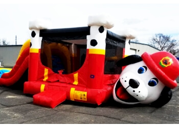 Boise City event rental company Idaho Inflatables