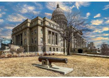 Boise City landmark Idaho State Capitol
