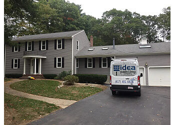 Boston painter Idea Painting Company