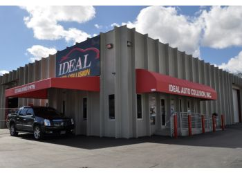 Hollywood auto body shop Ideal Auto Collision
