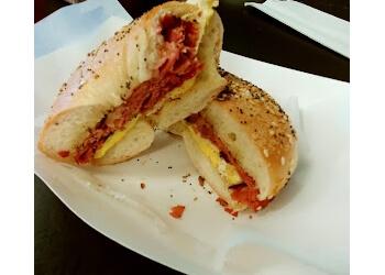 Athens bagel shop Ideal Bagel Co