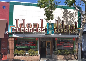 Oakland dry cleaner Ideal Cleaners