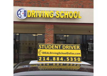 Plano driving school Ideal Driving School