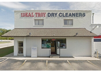 Peoria dry cleaner Ideal Troy Cleaners