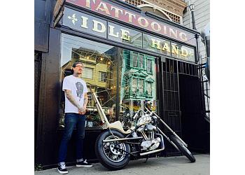 San Francisco tattoo shop Idle Hand Tattoo