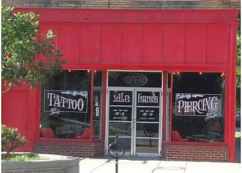 Wichita tattoo shop Idle Hands Tattoo & Piercing