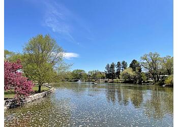 Reno public park Idlewild Park