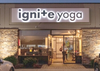 Dayton yoga studio Ignite Yoga