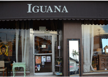 Long Beach gift shop Iguana Import Gallery