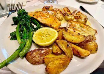 Roseville italian restaurant Il Fornaio