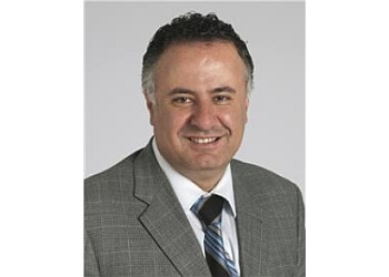 Cleveland neurologist Imad Najm, MD  - Cleveland Clinic