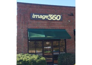 Raleigh sign company Image360
