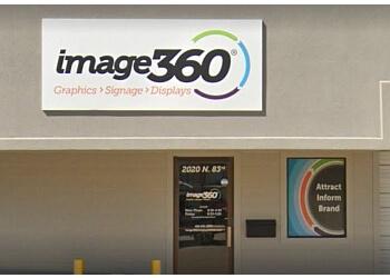 Omaha sign company Image360 Omaha Central