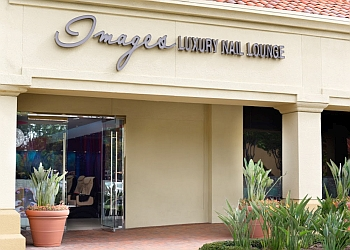 Irvine nail salon Images Luxury Nail Lounge