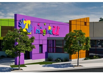 Visalia places to see ImagineU Interactive Children's Museum