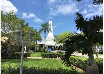 Hialeah church Immaculate Conception Catholic Church and School