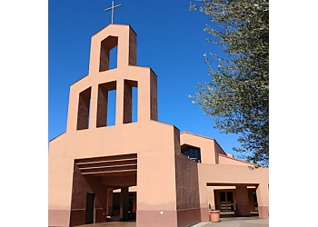 Santa Ana church Immaculate Heart of Mary Catholic Church