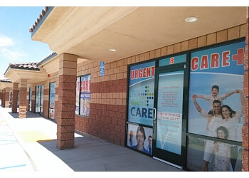 Victorville urgent care clinic Impact Care Medical Group