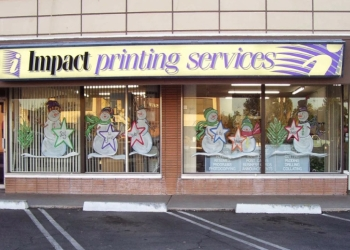 Phoenix printing service Impact Printing Services