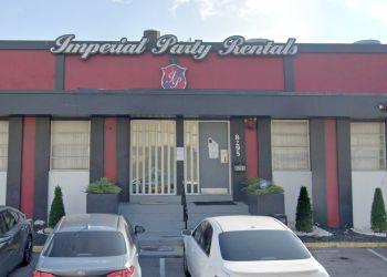 Hialeah rental company Imperial Event Rentals