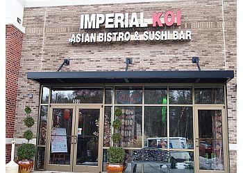 Greensboro japanese restaurant Imperial Koi Asian Bistro & Sushi Bar