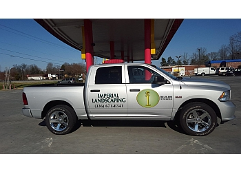 Winston Salem landscaping company Imperial Landscaping