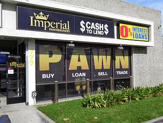 Fullerton pawn shop Imperial Pawn Shop