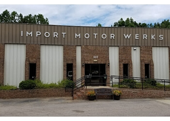 Cary car repair shop Import Motor Werks