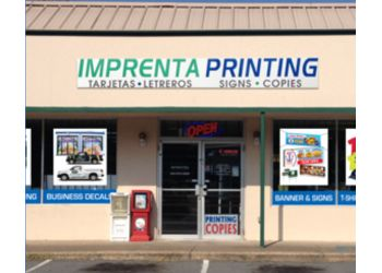Little Rock printing service Imprenta Printing