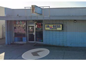 San Bernardino printing service Impress Printing