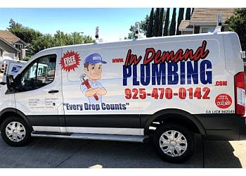 Antioch plumber In Demand Plumbing