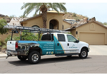 Scottsdale roofing contractor In-Ex Designs Roofing