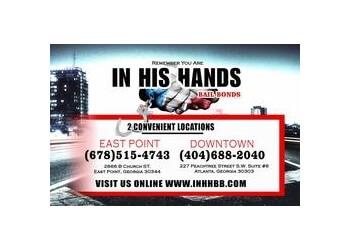 Atlanta bail bond In His Hands Bail Bonds, Inc
