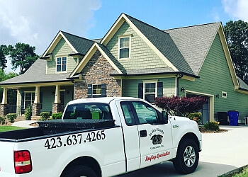 Chattanooga roofing contractor In His Hands Contractor's, Inc.
