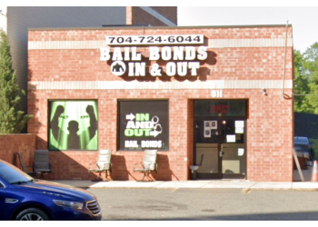 Charlotte bail bond In & Out Bail Bonds