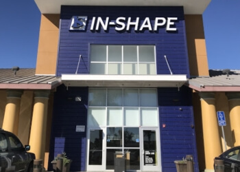 Stockton gym In-Shape Health Clubs