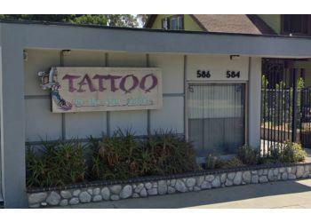 Pasadena tattoo shop In The Skin Studios