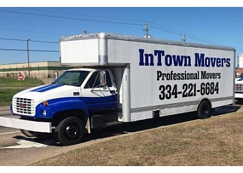 Montgomery moving company InTown Movers/Long Distance Movers