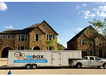 Irving moving company Inbox Moving Service