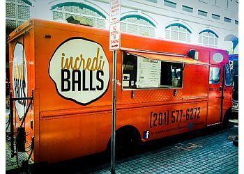 Jersey City food truck IncrediBalls Food Truck