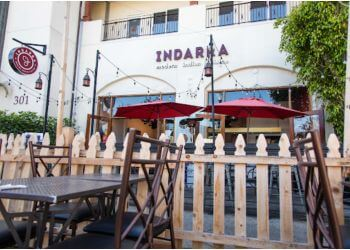 Huntington Beach indian restaurant Indarra, Modern Indian Cuisine