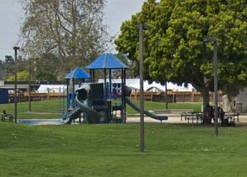 Fullerton public park Independence Park