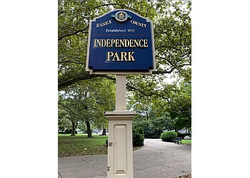 Newark public park Independence Park