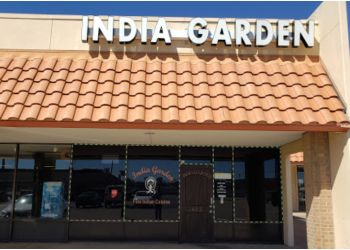 Garland indian restaurant India Garden