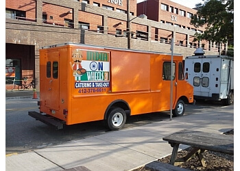 Pittsburgh food truck India On Wheels Food Truck