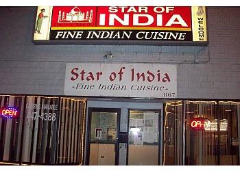 Buffalo indian restaurant Star of India